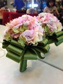 【歐式捧花】珠寶捧花 BY 小均設計製作(客製&出租):新娘花束捧花-甜蜜粉紅