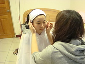 【教學】美容執照-Katy:美容丙級《醫學美容師》台北091025
