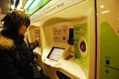 in France地鐵初體驗:我只有鈔票,要記得吐錢耶