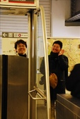 in France地鐵初體驗:我們團裡的團團跟圓圓怎麼動作那麼快