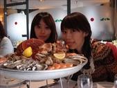 in France價值200歐元的海鮮大餐:海鮮拼盤