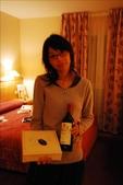 熊寶貝in法國過20歲生日:蛋糕&紅酒