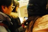 in France地鐵初體驗:咦,全團一起研究怎麼買票