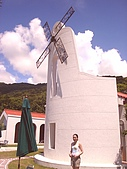 風車教堂的訪客留影:DSC08246