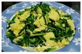 我家食堂~家常菜(一):P5-韭菜炒蛋