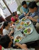 我家食堂~母親節牛排大餐DIY:開動了