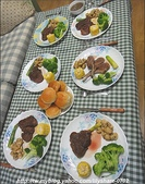 我家食堂~母親節牛排大餐DIY:牛羊大餐