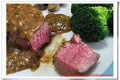 我家食堂~母親節牛排大餐DIY:菲力大餐-2