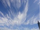 未分類相簿:颱風前的雲