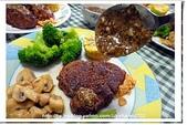 我家食堂~母親節牛排大餐DIY:菲力加黑胡椒醬