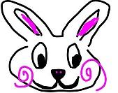 chi的塗鴉:rabbit
