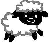 chi的塗鴉:SHEEP