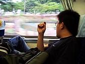 畢業:在火車上