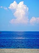 7/25~7/27 花蓮行:海跟天比藍