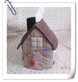 2013年布得布縫相約:Part 2房子面紙盒003