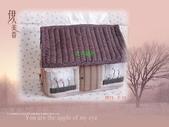 2013年布得布縫相約:Part 2房子面紙盒 001