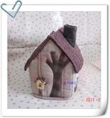 2013年布得布縫相約:Part 2房子面紙盒002