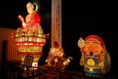 日本東北紅葉風情:日本紅葉風情 ---花燈比賽作品