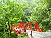 合歡高山之美:關興橋