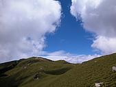 合歡高山之美:合歡北峰