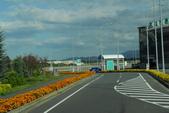日本東北紅葉風情:日本紅葉風情 ---日本青森機場