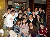 2009。1。28 同學聚餐同樂會!:大合照 大家黑琵~