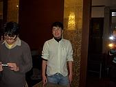 2009。1。28 同學聚餐同樂會!:頹廢風格的Jay!?