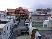 花蓮市宜蘭羅東順風踏青:後面有間廟宇