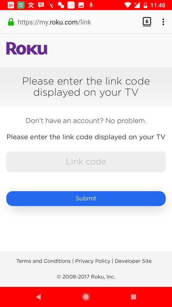 [Roku]Roku Express可一次享有Netflix、Amazon Video、Google:Screenshot_20171222-234834.png