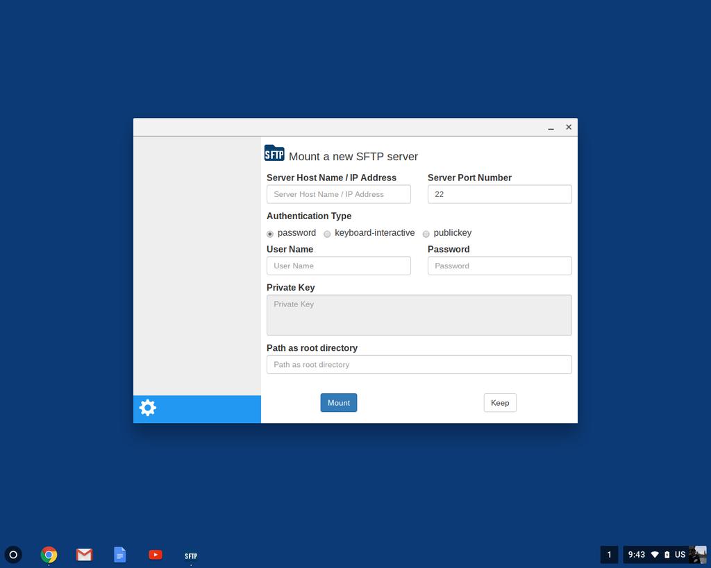 [Linux]透過SSH掛載遠端硬碟功能,讓你的動物機也可以變成遠端硬碟:Screenshot 2018-05-05 at 9.43.33 AM.png