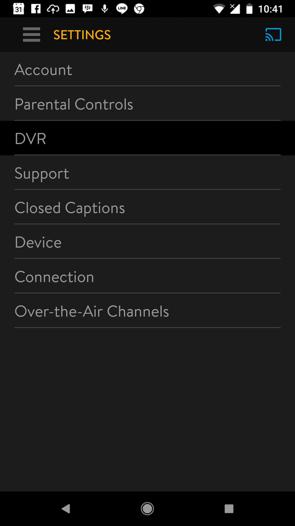 Sling TV 註冊 DVR:Screenshot_20180101-224121.png