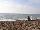 英國:Brighton海灘