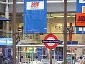 英國:paddington station(London)