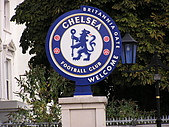 英國:Chelsea史坦福橋體育場