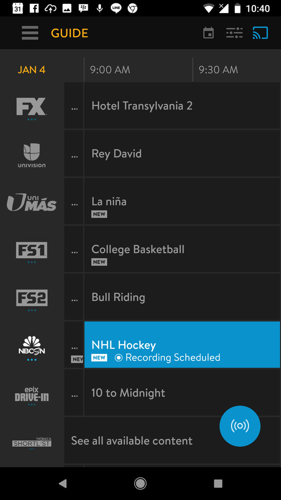 Sling TV 註冊 DVR:Screenshot_20180101-224054.png