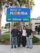 Life in USA - 第一年的Spring break:沒錯,第一年春假,我們到了佛羅里達