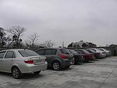 楊梅焢窯:大家車子排排列