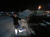 拉哩拉紮的照片:基隆海港的軍艦