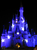 Life in USA - 第一年的Spring break:Disney 夜景