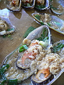 拉哩拉紮的照片:好吃的孔雀蛤