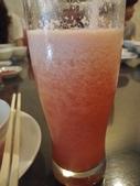 20140105-0110峇里島蜜月閃瞎閃聾電燈泡之旅第一天0105:鳳梨西瓜汁~好喝