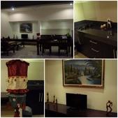 20140105-0110峇里島蜜月閃瞎閃聾電燈泡之旅第一天0105:客廳和廚房