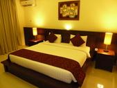 20140105-0110峇里島蜜月閃瞎閃聾電燈泡之旅第一天0105:雙人大床的房間