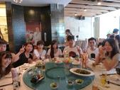 20130817墾丁Running man二日遊:超大桌~14人可以坐的下