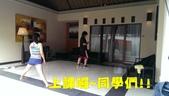 20140105-0110峇里島蜜月閃瞎閃聾電燈泡之旅第五天0109:又到了賴老蘇上課時間