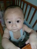 可愛的小外甥-方豪豪:來一張大頭照