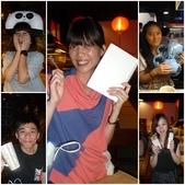 201305財稅的日子:吃春喜燒烤~玩交換禮物
