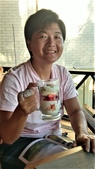20180406_Amed_Bali 巴里島Amed潛水 Part 5:出乎我意料的早餐,本來以為是鮮奶+穀物+玉米片之類的東西,竟然是我有點怕怕的原味優格!