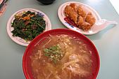 """20090209鹽水蜂炮+新營+柳營:到台南還是要吃""""魚土魚乇""""魚羮以及蝦卷的啦,The End~"""