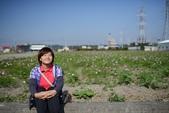 20131130-31苗栗苑裡公館 Miaoli,Taiwan:吃飽了,就隨處亂騎亂逛,看到一片花圃